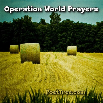 PoetTreecom : Operation World Prayers (Scripture Songs About Prayer)