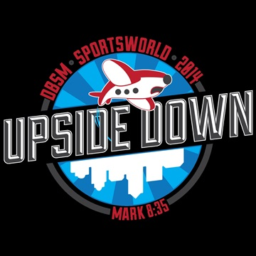 Upside Down (Sports World Camp) by Princeton Marcellis