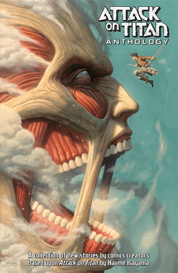 Kodansha Comics : Attack on Titan Anthology (excerpt)