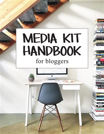 Nancy Ingersoll : Media Kit Handbook for Bloggers