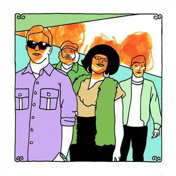 Alabama Shakes by Daytrotter Sessions