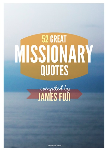 52 Great Missionary Quotes
