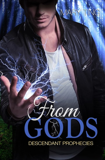 Mary Ting/M. Clarke : From Gods (Book 1)
