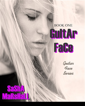 Sasha Marshall : Guitar Face