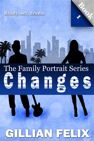 Gillian Felix : Changes (Family Portrait v.1)