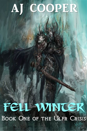 AJ Cooper : Fell Winter