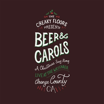 Beer and Carols: A Christmas Sing-Along Live at the Wayfarer by The Creaky Floors