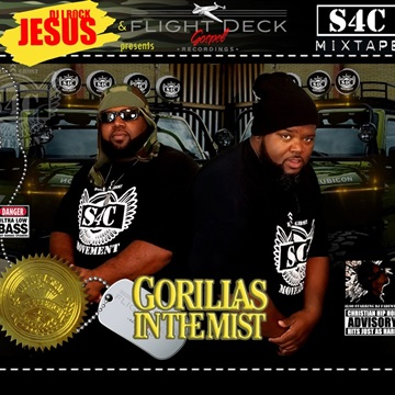 S4C ( Soldiers 4 Christ ) -Gorillas In The Mist by DJ I Rock Jesus