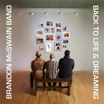 Back to Life and Dreaming by Brandon McSwain