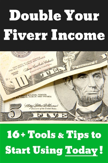 Patrick Dawson : Double Your Fiverr Income