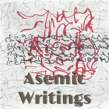 Asemic Writings by The Mad Poet