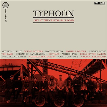 Typhoon : Live At The Crystal Ballroom