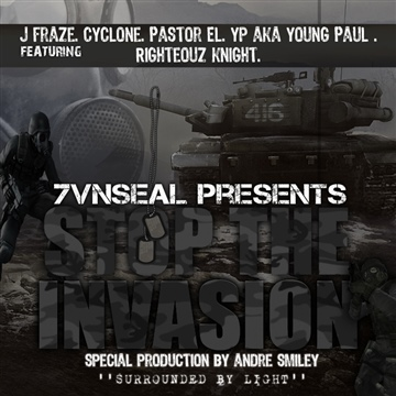 Stop The Invasion by 7vnseal