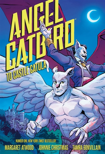 Margaret Atwood  : Angel Catbird Volume 2 (preview)