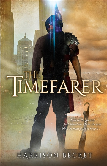 The Timefarer by Harrison Becket