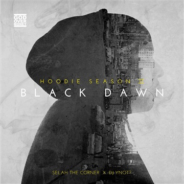 Bizzle : Selah the Corner - Hoodie Season 2: Black Dawn