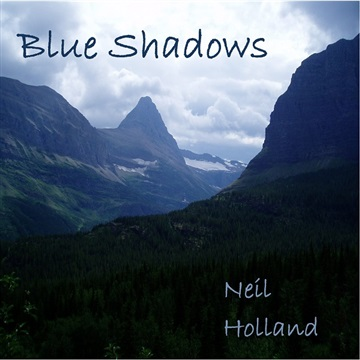 Blue Shadows by Neil Holland