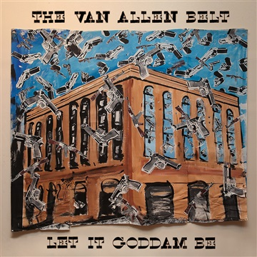 Let It Goddam Be by Tamar Kamin