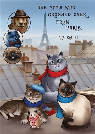 R.F.Kristi : The Cats Who Crossed Over From Paris