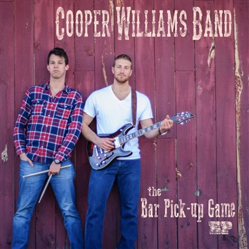 Cooper Williams Band : The Bar Pick-up Game EP