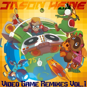 Jason Heine : Video Game Remixes Vol.1