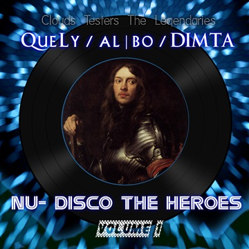 al l bo, Dimta, QueLy - Nu-Disco The Heroes, Vol. I by WorldOfBrights
