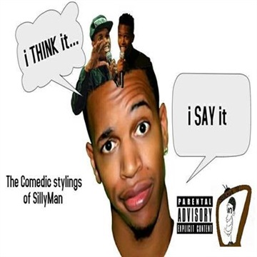 I Think It, I Say It by Chris Mosley Jr.