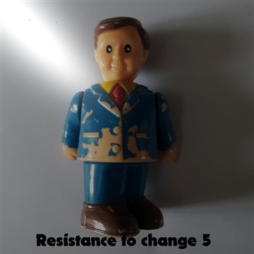 Resistance to change 5 by Various Artists