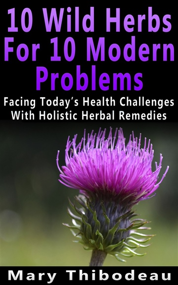 Ten Wild Herbs For Ten Modern Problems by Mary Thibodeau
