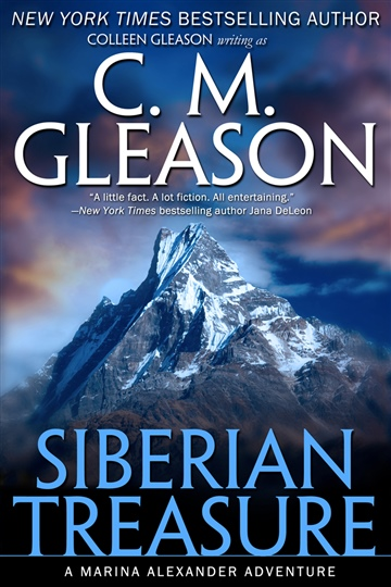 Siberian Treasure by C. M. Gleason