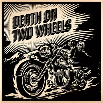 Death On Two Wheels NoiseTrade Album Sampler by Death On Two Wheels