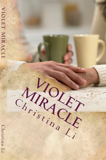 Violet Miracle, A Little Bit of Coffee, Flowers, and Romance