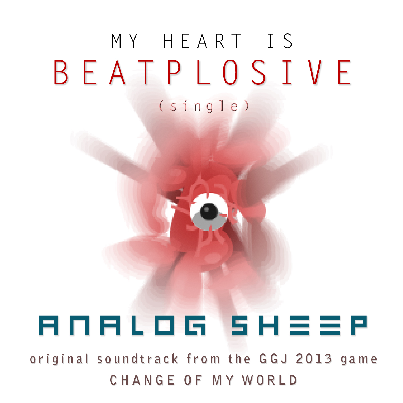 Analog Sheep : My Heart Is Beatplosive