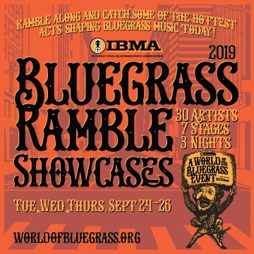 Bluegrass Ramble 2019 by International Bluegrass Music Association (IBMA)