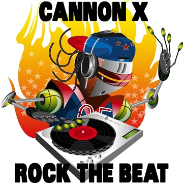 Rock the Beat by Cannon X