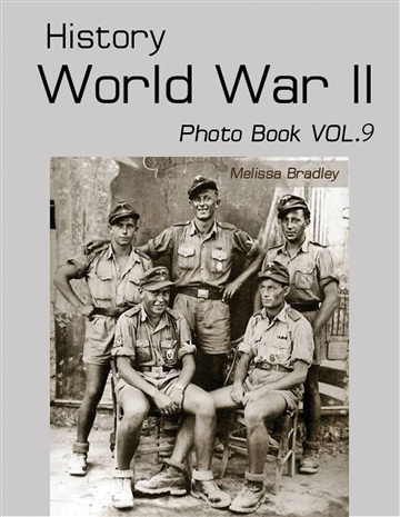 History World War II Photo Book VOL.9