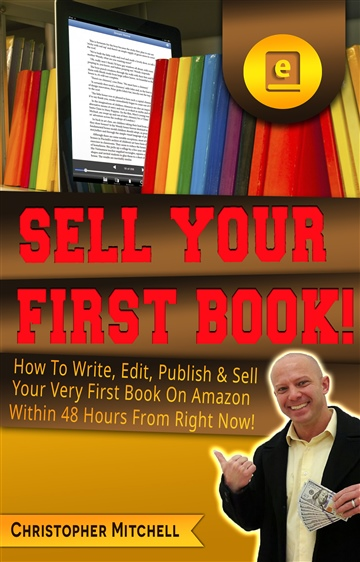 Sell Your First Book!