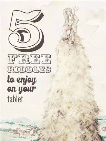 5 Free Riddles by Eric Reynolds