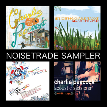 NoiseTrade Sampler by Charlie Peacock
