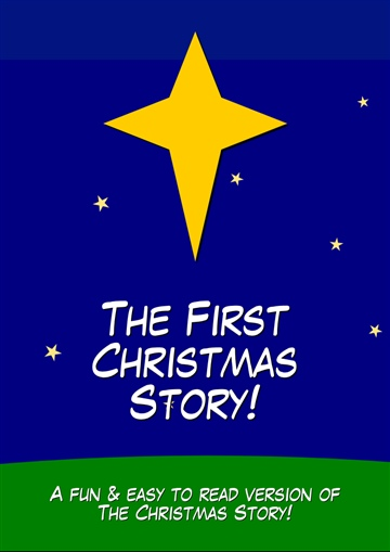 The First Christmas Story - Comic!
