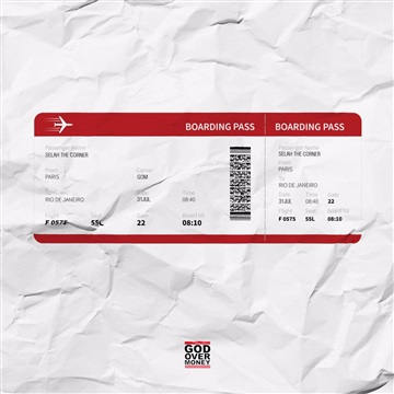 Bizzle : Selah the Corner - Boarding Pass