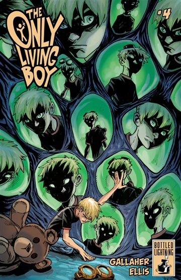 The Only Living Boy Book 4