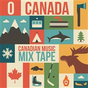 PledgeMusic Canada : O Canada Canadian Music Mixtape