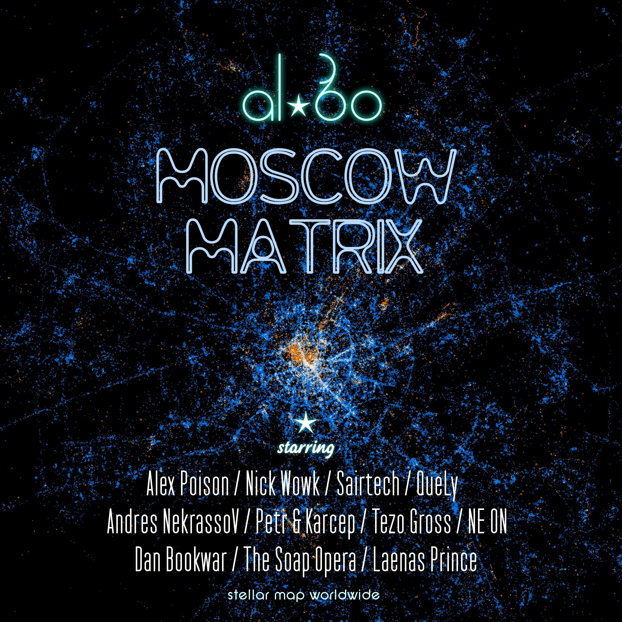 WorldOfBrights : al l bo - Moscow Matrix