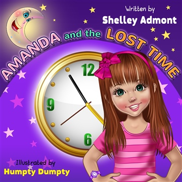 Shelley Admont : Amanda and the Lost Time