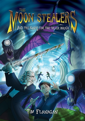 The Moon Stealers and the Quest for the Silver Bough by Tim Flanagan