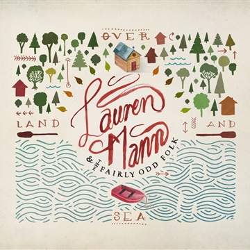 Over Land and Sea - DELUXE EDITION by Lauren Mann