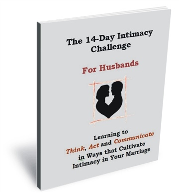 14 Day Intimacy Challenge for Husbands by Scott Means