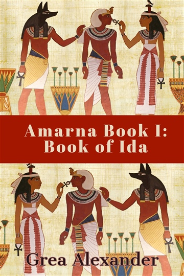 Amarna Book I: Book of Ida (SAMPLE)