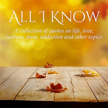 Ashly Lorenzana : All I Know